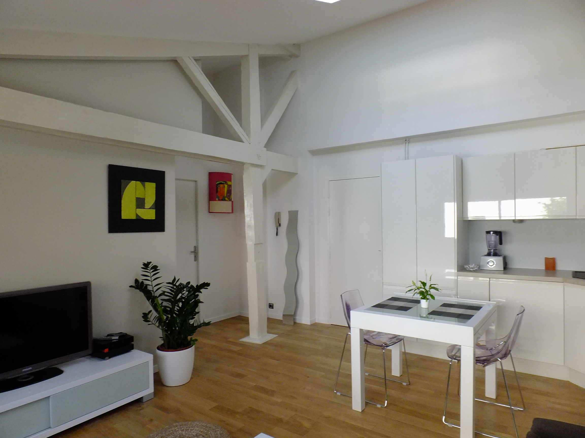 Appartement a vendre a toulouse st cyprien for Logic immo toulouse