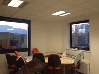 Labège, bureaux 200m² divisibles à louer, 2000€