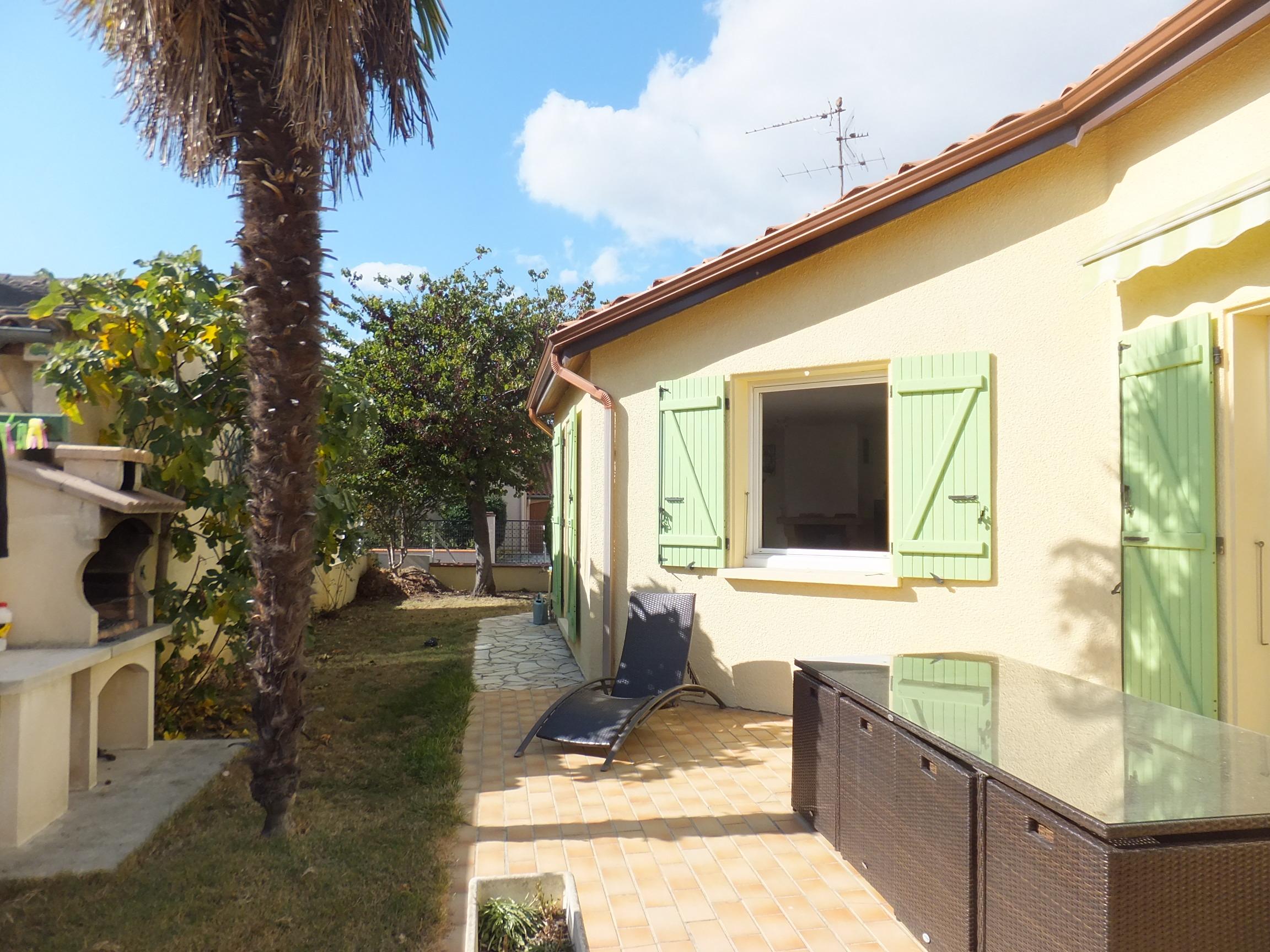 Toulouse chapitre maison t4 de plain pied avec piscine for Garage toulouse avis