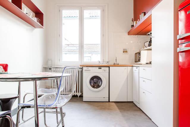 Maison 45m meubl e louer toulouse pour vos s jours d for Louer garage toulouse