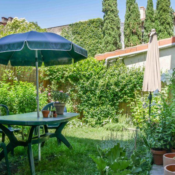Croix de Pierre – Maison de ville 4 pièces avec jardin et garage ...