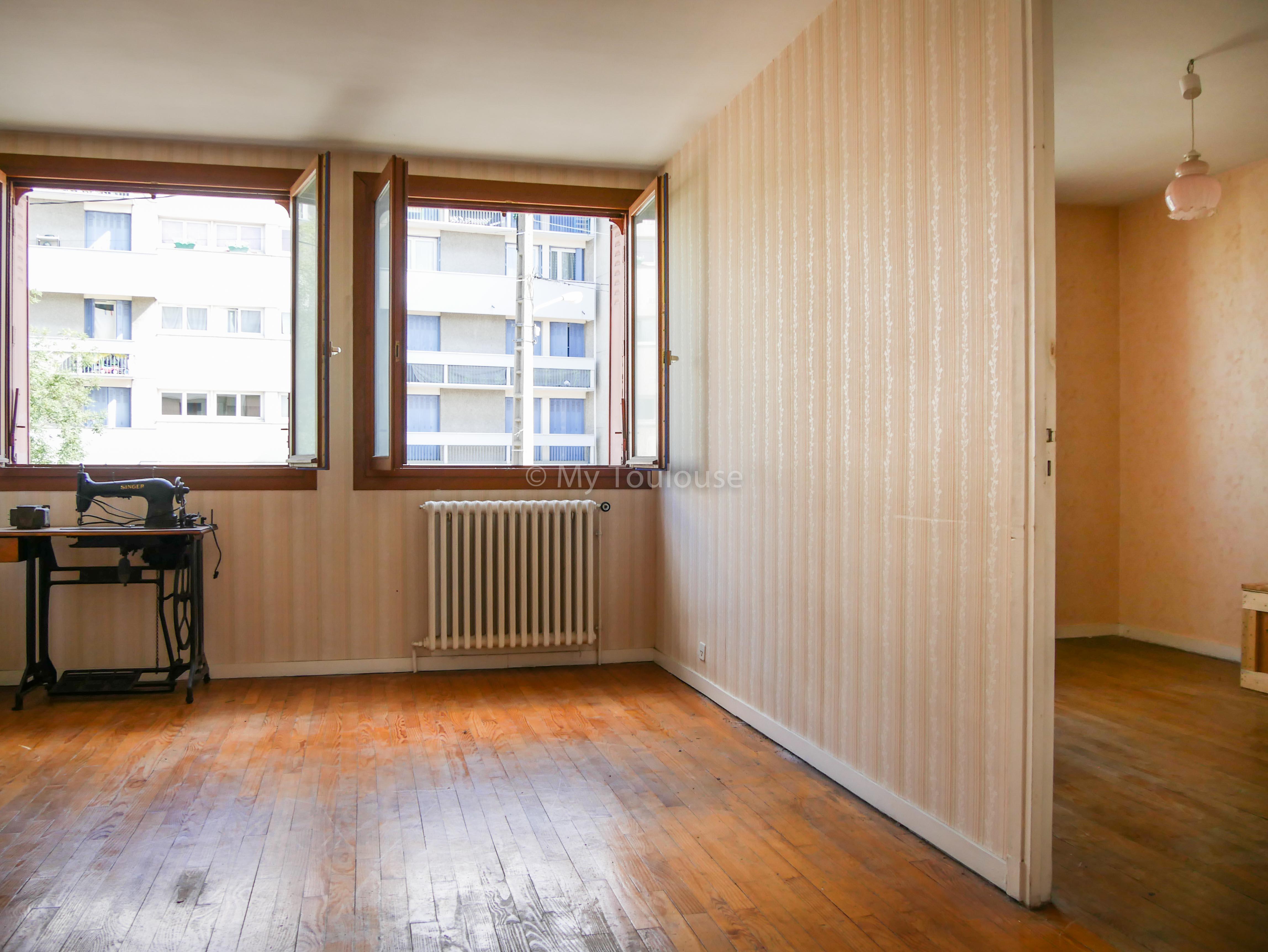 Toulouse la pointe t2 lumineux avec garage dans for Appartement toulouse