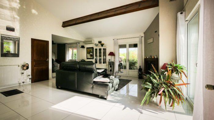 Belle Maison Familiale T6 Avec Piscine A Pibrac Vendu Agence My Toulouse