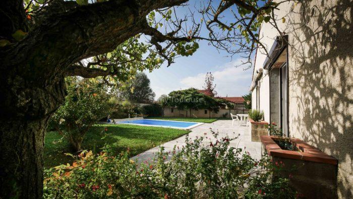 Belle maison familiale T6 avec piscine à Pibrac - Vendu   Agence My Toulouse